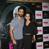 Angad Bedi and Andrea Taring at Special screening of Film 'Pink' at Light Box
