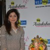 Kanika Kapoor at Big FM's Antakshari