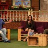 John Abraham and Sonakshi Sinha at Promotion of 'Force 2' on sets of The Kapil Sharma Show