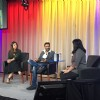 Ajay and Kajol visit Facebook and Google headquarters in California
