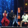John AbrahamJohn Abraham with Sonakshi Sinha and Anurag Basu at Super Dancer