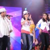 Scene from the show Music Ka Maha Muqqabla
