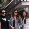 Kareena, Karishma and Amrita Arora Snapped post lunch!