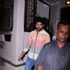 Farhan Akhtar Snapped Outside Recording Studio