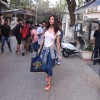Disha Patani Snapped in Bandra