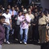 Jackie Chan Arrives in Mumbai