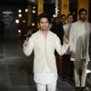 Varun Dhawan walks for Kunal Rawal at Lakme Fashion Week 2017 Day 1