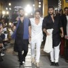 Varun Dhawan and Arjun Kapoor walks for Kunal Rawal at Lakme Fashion Week 2017 Day 1