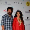 Kabir Khan and Mini Mathur attends premiere of 'Lion'