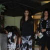 Karisma Kapoor and Daisy Shah Snapped by the paparazzi