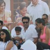 Abhishek Kapoor Snapped with son at 'Polo Match'