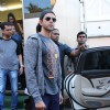 Hrithik Roshan Snapped at Mehboob Studios