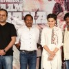 Taapsee Pannu at the press meet of 'Naam Shabana'