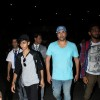 AirportDiaries: Salman Khan and family return from Maldives!