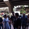 Arjun Kapoor and Shraddha Kapoor snapped at lower parel