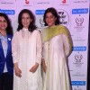 Manisha Koirala and Priya Dutt at 'My Hair for Cancer'