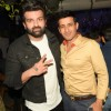 Navraj Hans with Harmeet Singh at Mirabella Talent's Event!
