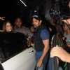 Hrithik Roshan - Sussanne Khan with kids snapped at PVR, Juhu