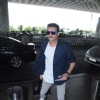Actor Jimmy Shergill snapped at the airport