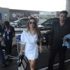 Malaika Arora Khan snapped at the airport