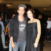 Hrithik - Kalki pose for the camera