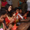 Shraddha Kapoor spends time with kids from a Municipal School