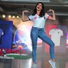 Jacqueline Fernandez added the glamour touch to a sport event