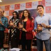 Juhi Chawla launches Jyotin Goel's new book, 'Bheem'