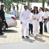 Madhuri with husband Sriram Nene