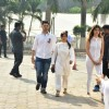 Daboo Ratnani family Arrives