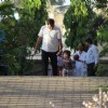 A grown-up Taimur Ali Khan takes a walk in the city