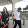 Virat-Anushka snapped at airport