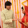 Naina put the ring on Sameer's hand Picture
