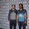 Dino Morea and Arjun Rampal at Super Star league