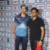 Dino Morea and Aditya Thackarey at Super Star league