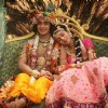 Stills from the sets of RadhaKrishn