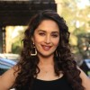 Madhuri Dixit of Total Dhamaal promoting the film