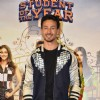 Tiger Shroff poses for a picture at the trailer launch of Student of the Year 2