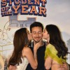 Tiger Shroff showered with love and kisses at the trailer launch of Student of the Year 2