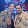 Shaan and Shankar in tv show Amul Music ka Maha Muqqabla