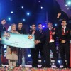 Shankar''s Rockstars awarded the winner''s prize of Amul Music Ka Maha Muqqabla