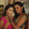 Still image of Sara and Parul