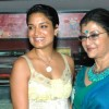 Aparna Sen and Sandhya Mridul in the premiere of the movie The Japanese Wife