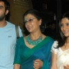 Aparna Sen with Konkana and Ranvir Shorey