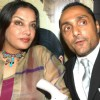 Shabana Azmi and Rahul Bose in the premeire of the movie The Japanese Wife | The Japanese Wife Photo Gallery