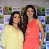 Shilpa and Vaibhavi as a judge