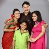 Rajesh Kumar & Divyanka Tripathi with Akriti and Nikunj