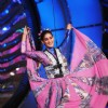 Mukti Mohan perfoming butterfly act