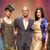 Katrina Kaif, and Raima Sen at Narendra Kumar''s oriental fantasy collection inspired by Lakme''s freespirit spring/summer 2007