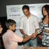 Upen Patel and Celina Jaitely at Fame Adlabs for promotion of the movie Shakalaka boom Boom
